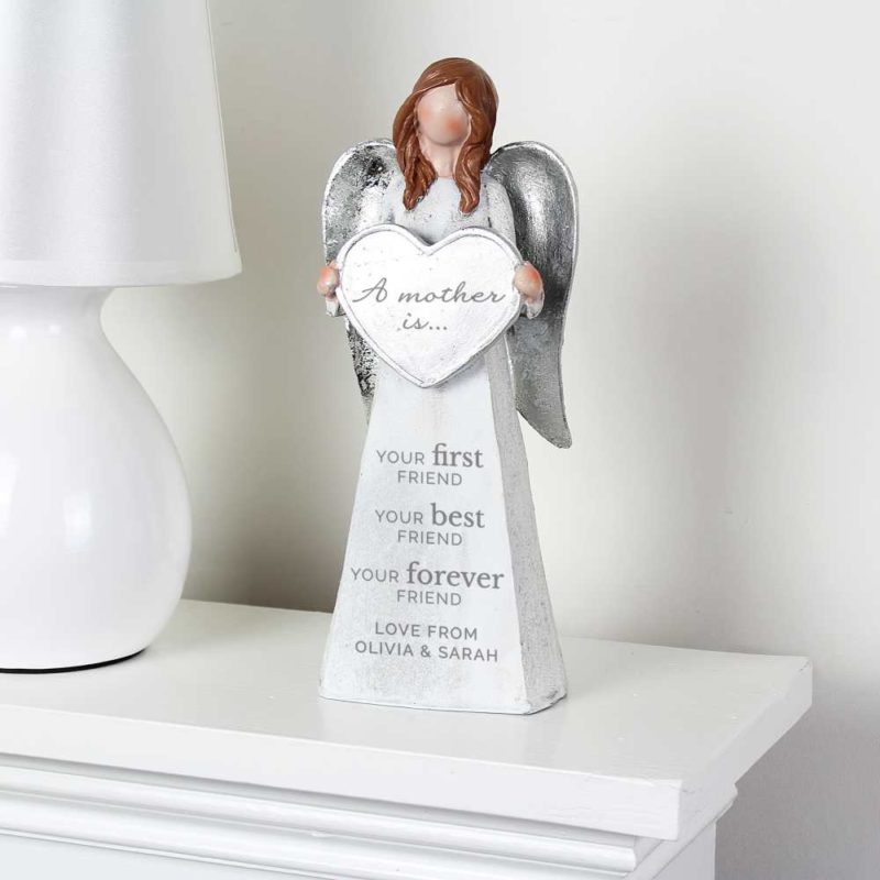 Personalised A Mother...A Friend... Angel Ornament