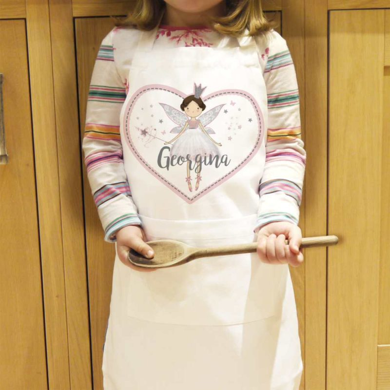 Personalised 'Magical Fairy' Children's Apron