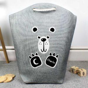 Personalised Bear Storage Bag