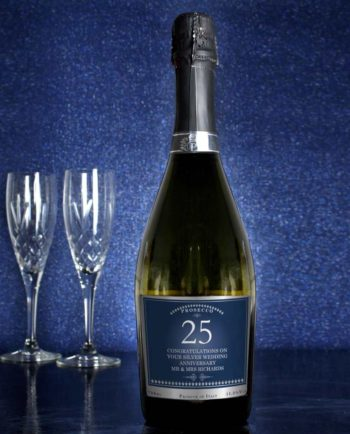 Personalised Celebration Bottle of Prosecco