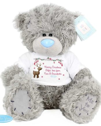 Personalised Me To You Bear Reindeer
