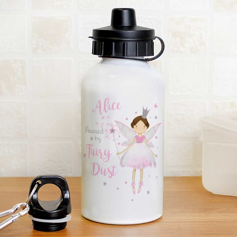 Personalised Magical Fairy Drinks Bottle