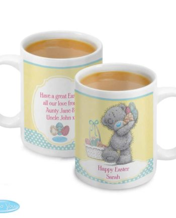 Personalised Me To You 'Tatty Teddy' Easter Mug