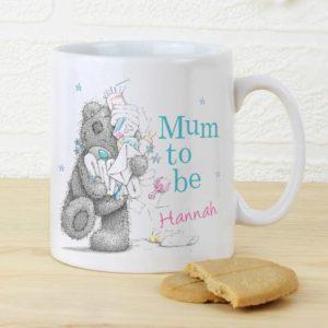 Personalised Me to You Bear Mum to Be Mug
