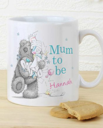 Personalised Me to You Bear Mum to Be Mug