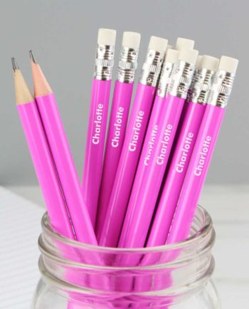 Personalised HB Pencils