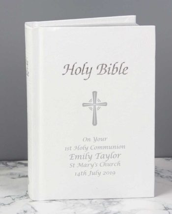 Personalised Holy Bible - The King James Version
