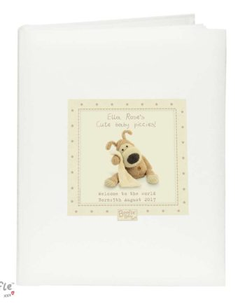Personalised 'Boofle Baby' Photo Album