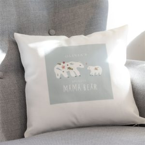 Personalised Mama Bear Cushion
