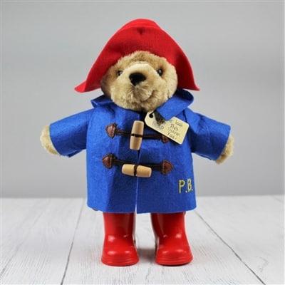 Personalised Paddington Soft Toy & Book Set