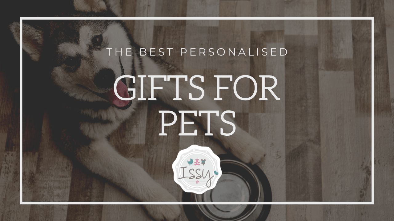 best personalised gifts for pets uk