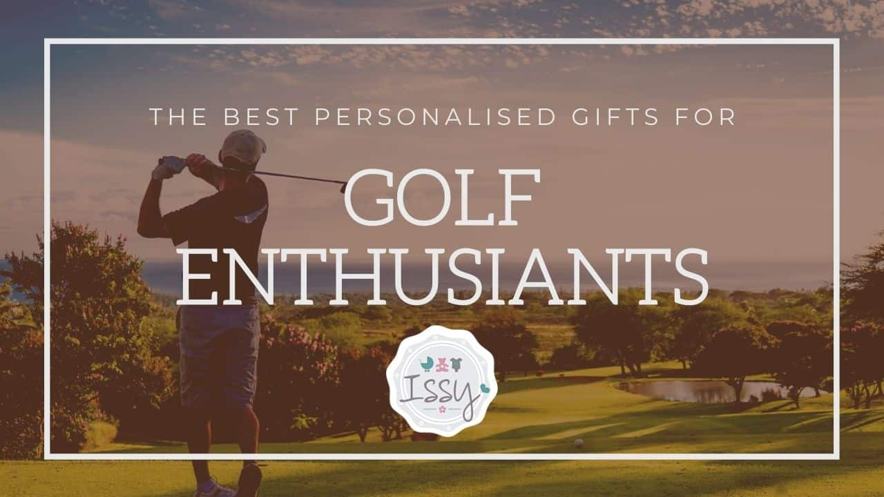 personalised gifts for golfing enthusiasts