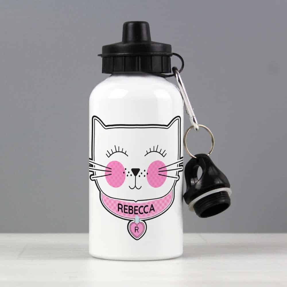 personalised water bottle for girls