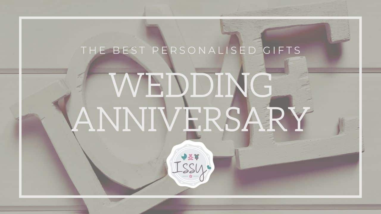 personalised wedding anniversary gifts for her