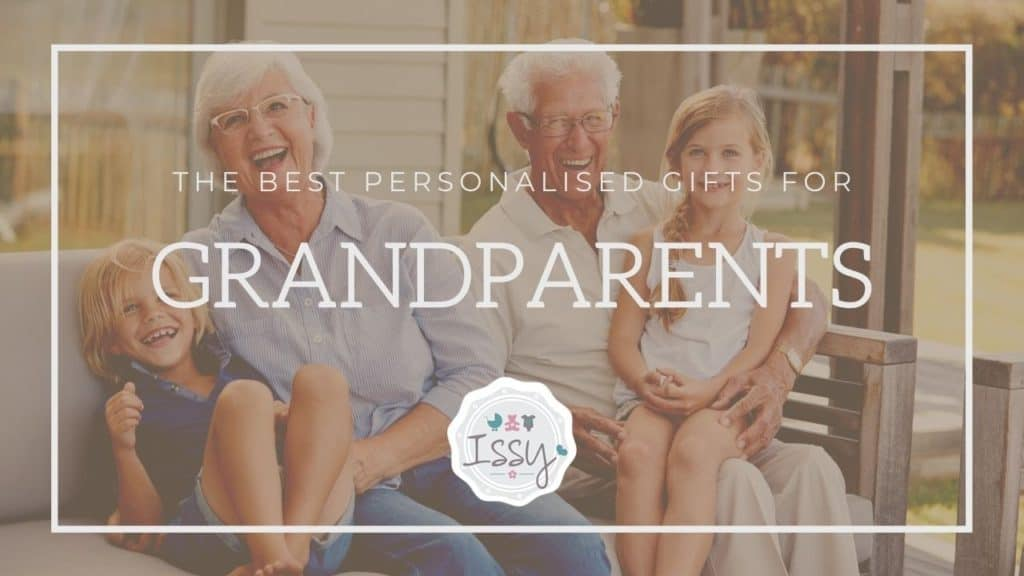 the best personalised gifts for grandparents