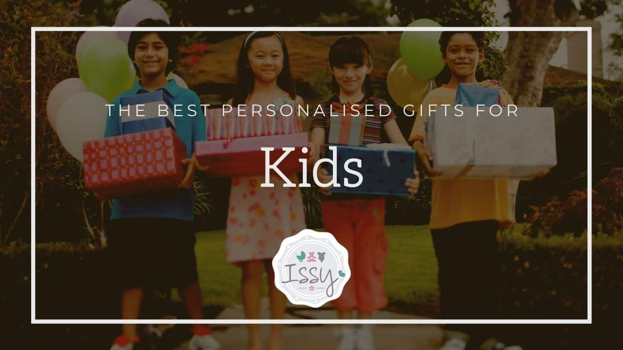 the best personalised gifts for kids