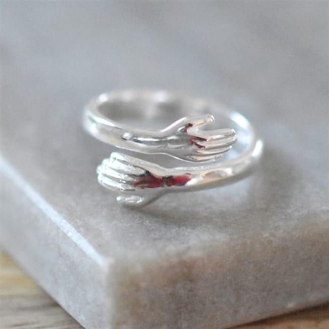 A Little Hug Ring