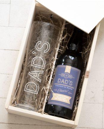 Personalised Beer Lover Gift Set