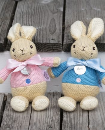 Personalised 'My First' Flopsy Rabbit