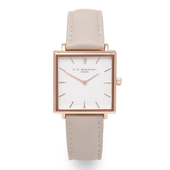 Personalised Own Handwriting Elie Beaumont Bayswater Stone Ladies Watch
