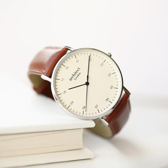 Personalised Own Handwriting Men's Architect Zephyr Watch