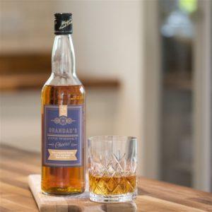 Personalised 'Cheers' Whisky