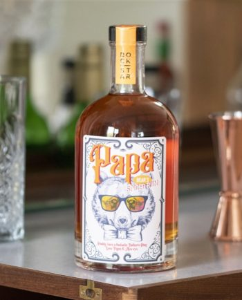Personalised Papa Bear's Spiced Rum