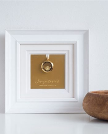 Personalised 'I Love You To Pieces' Frame