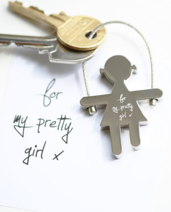 Personalised Own Handwriting Skipping Sally Keyring