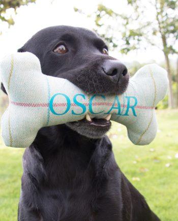 Personalised Dog Bone