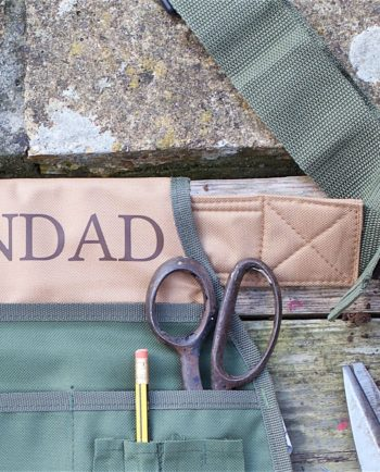 Personalised Gardening Tool Belt