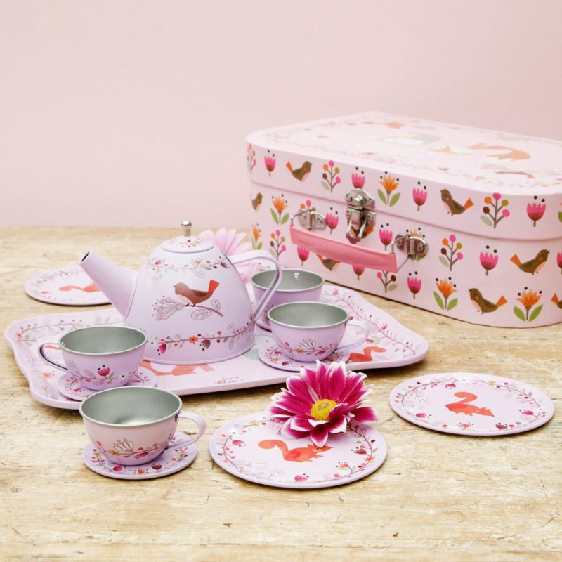 Personalised Tea Party Set