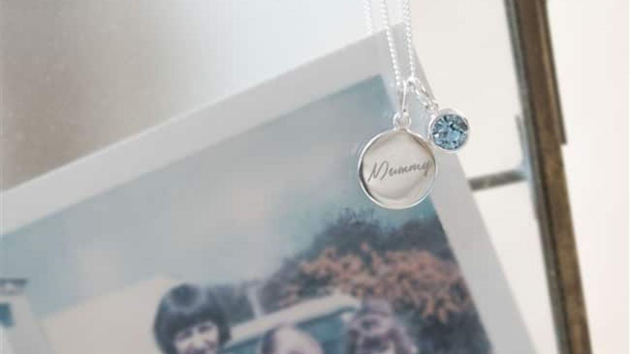 Personalised Birthstone Necklaces