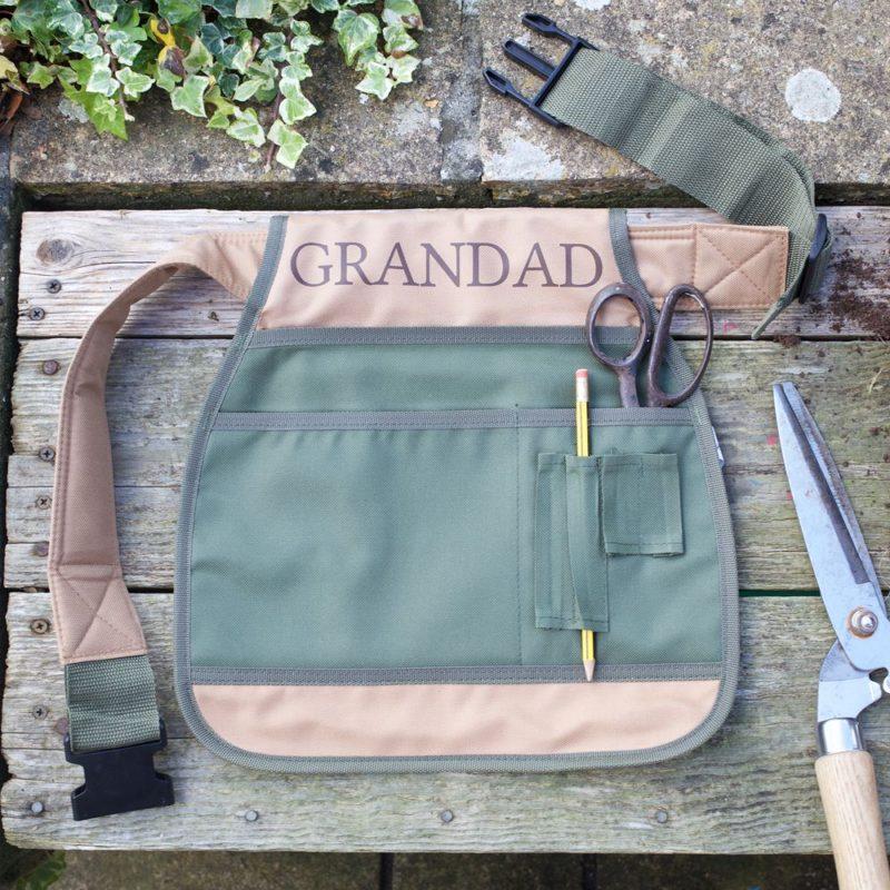Personalised Gardening Tool Belt