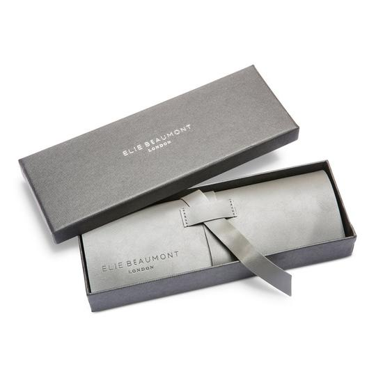 Personalised Elie Beaumont Dark Grey Ladies Watch
