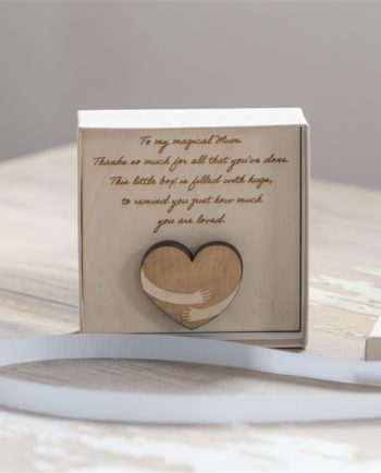 'Magical Mum' Boxed Keepsake Token