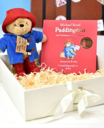 Paddington Bear Personalised Story Book & Plush Toy Gift Set
