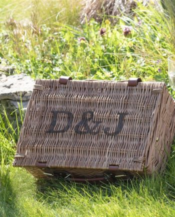 Personalised Classic Picnic Hamper