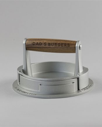 Personalised 3 in 1 Burger Press