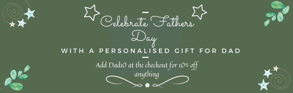 Father's Day Banner