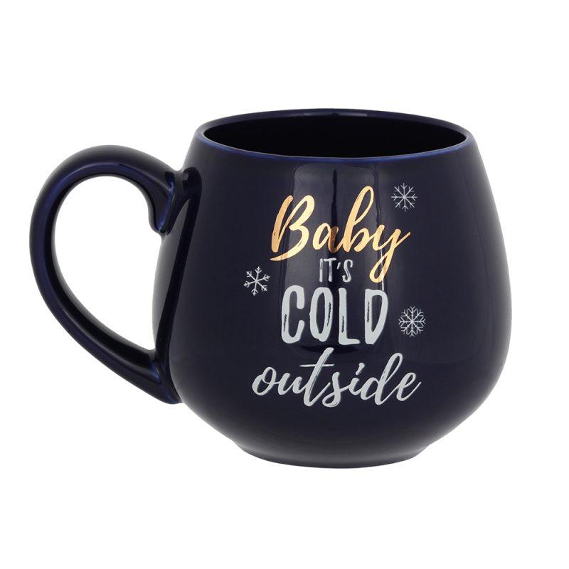 Baby It's Cold Outside Ceramic Mug
