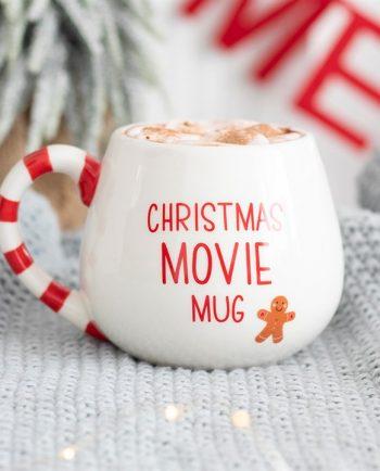 Christmas Movie Rounded Ceramic Mug